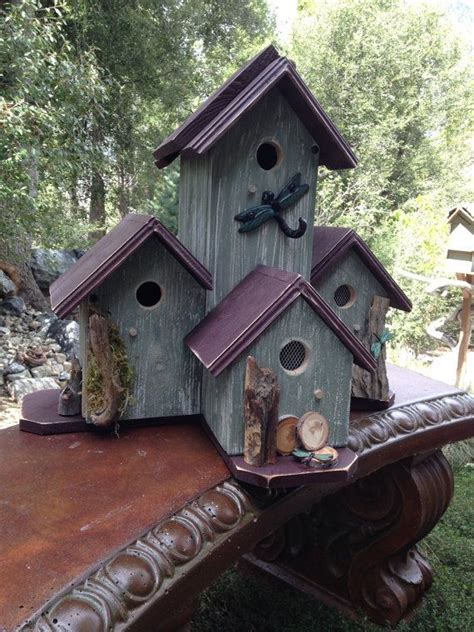 birdhouse post mount woodworking projects plans
