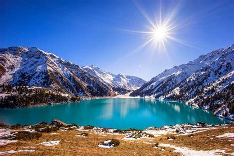 winter  kazakhstan   thrilling holiday experience