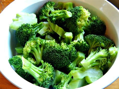 cooking broccoli in the microwave oven panasonic cooking