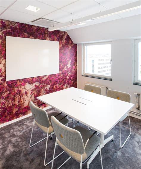 beautiful modern office renovation  stockholm