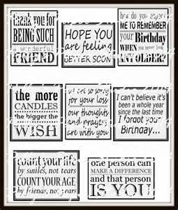happy birthday card with typography and subway sentiments polly s paper studio