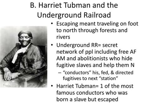 harriet tubman biography powerpoint ppt protest resistance violence powerpoint