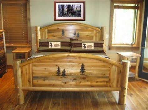 Rustic Bedroom Furniture Sets by Rustic Wood Bedroom Furniture Furniture Design Ideas