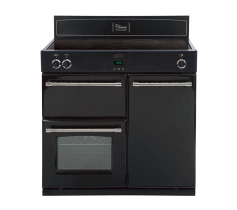 induction cookers reviews buy belling classic 900ei electric induction range cooker black free delivery currys