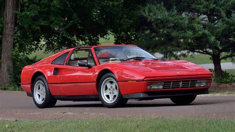 Ferrari F112 by 1986 Ferrari 328 Gts F112 Dallas 2016