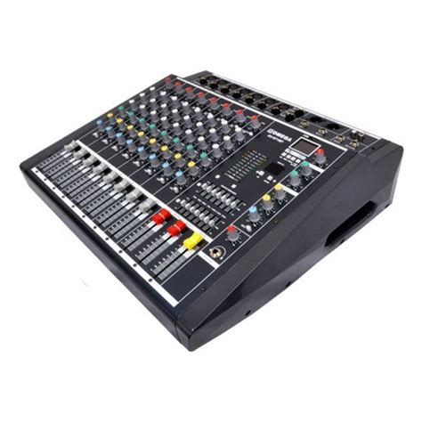 Power Mixer Audio Seven omega professional power mixer av 971m7 bulkdeal