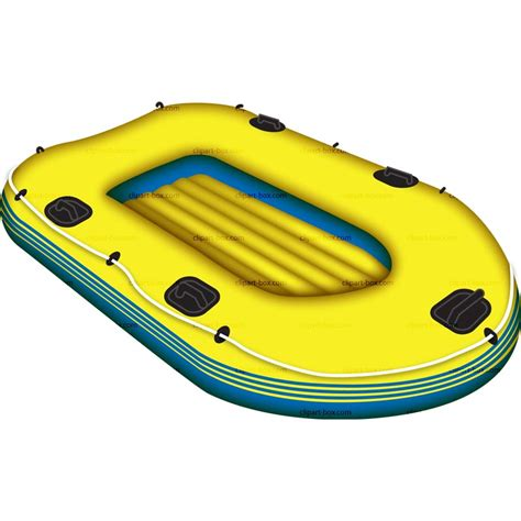 rafting boat clipart raft clipart inflatable pencil and in color raft clipart