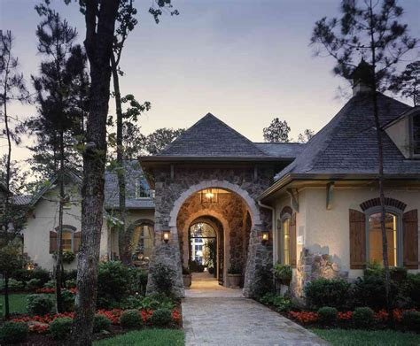 exceptional french country manor db architectural