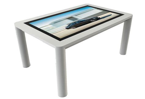 multi touch table display systems touchscreen tables