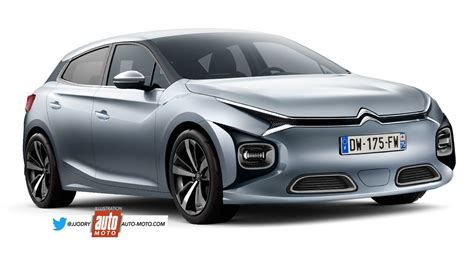 2020 New Citroen C4 by Future Citro 235 N C4 2020 Retour En Fanfare