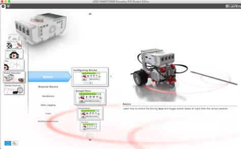 tutorial for programming the lego mindstorms nxt getting started with lego 174 education mindstorms ev3 gyro