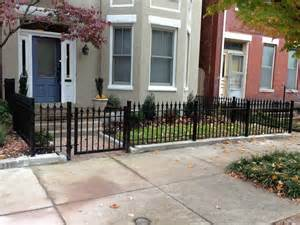 elegant and cool front yard fence ideas for your home homestylediary com