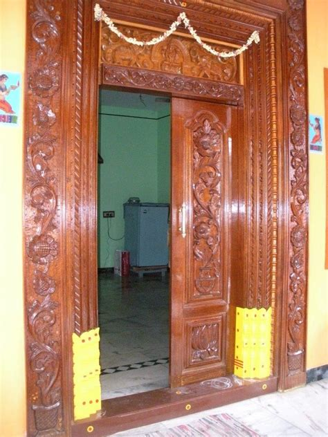 south indian main door designs