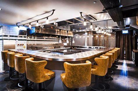 la cucina di d 10 ristoranti con la cucina a vista foto di