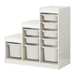 trofast storage combination with boxes ikea