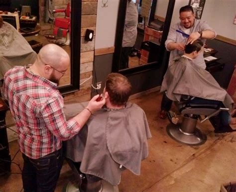 barber downtown tulsa tulsa s best barbershop elephant in the room