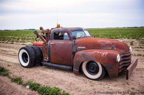 taos gmc chevy rat wrecker chevrolet truck chevy