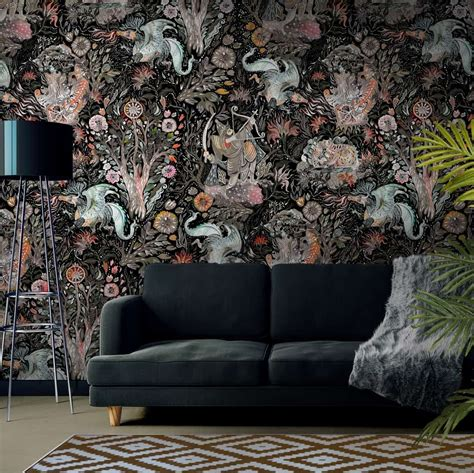 top  wallpaper trends   wall design ideas