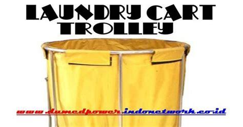 troly laundry dumedpower furniture rumah sakit