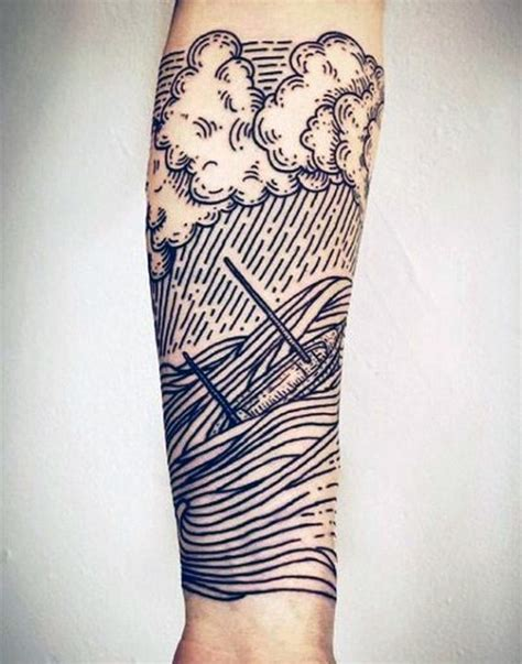line work tattoos 100 forearm sleeve designs for manly ink ideas