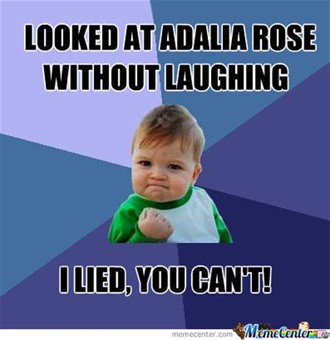 Adalia Rose Meme - adalia rose by fidhel meme center