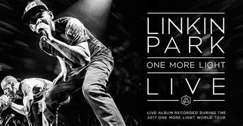 linkin park one more light songs quot one more light live quot dei linkin park radio deejay