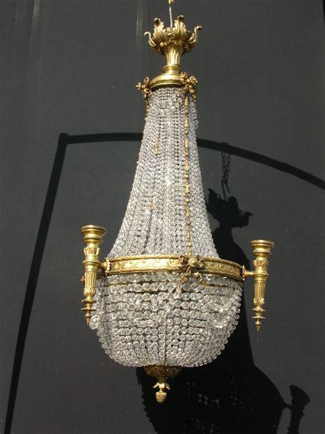 kristall kronleuchter antik antiques atlas antique chandelier