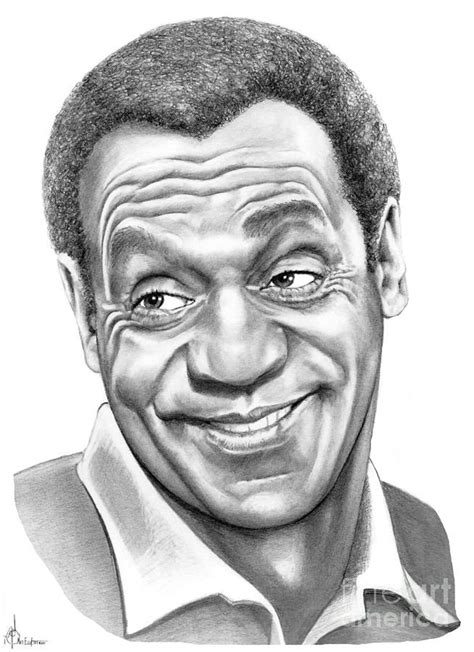 bill cosby eye color bill cosby by murphy elliott traditional pencil