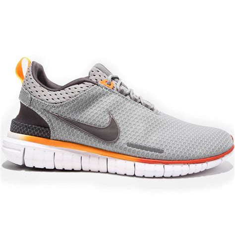 nike mens sports shoes buy nike mesh grey sports shoes os04 at best price