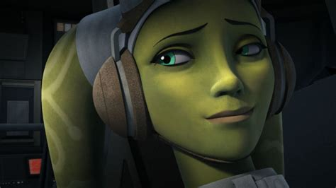 Captain Hera S Daddy Issues Are Revealed On Star Wars Rebels