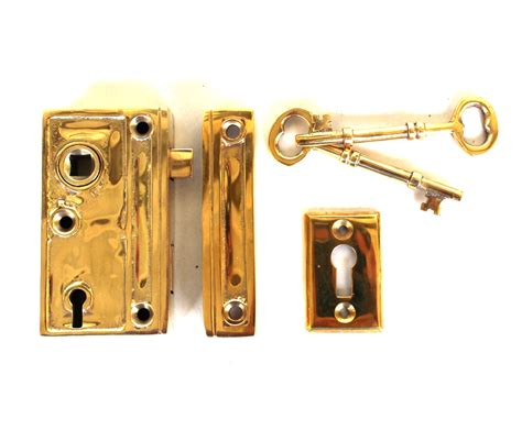 bathroom rim lock mini brass rim lock screen door or bathroom home decor