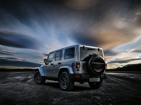 Jeep Europe Jeep Releases Wrangler Black Edition Ii Adds New Engine