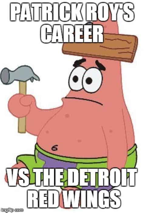 Meme Generator Patrick - patrick retard imgflip