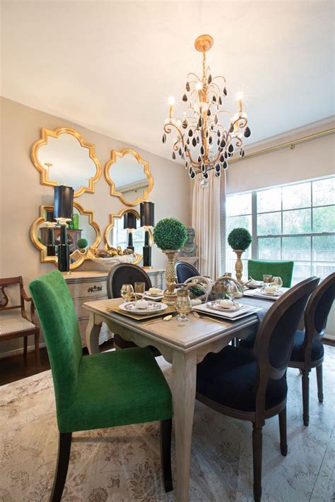 Emerald Green Dining Room 10 Striking Dining Room Ideas To Inspire You Today