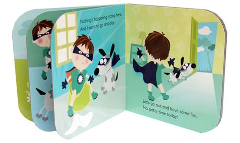 potty superhero get ready potty superhero children s book groupon goods