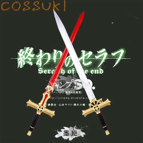Casing Hardcase Custom Animal Series Lg K10 K4 K8 L70l80 L90leon seraph of the end mikaela ᗔ hyakuya hyakuya prop weapon resin 110cm 110cm prop sword
