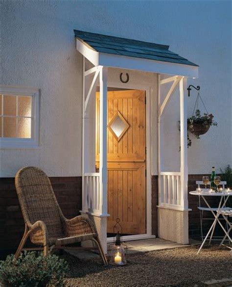 Back Door Awning Ideas by Best 25 Porch Canopy Ideas On Door Canopy Timber Door Canopy Project And Door