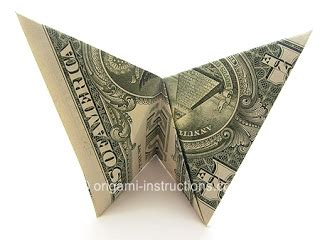 Easy Money Origami - origami money origami butterfly