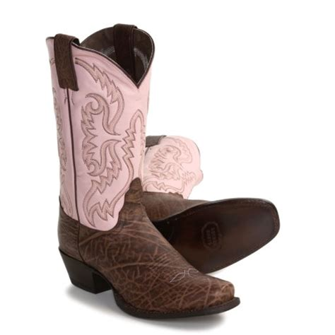 comfortable cowboy boots for men very comfortable nocona sierra madre square toe cowboy