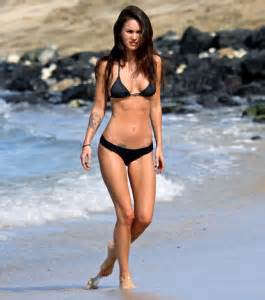 how to get megan fox body shape the right workout and