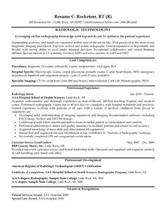 Click Here To This Radiologic Technologist Resume Template Http Www by Click Here To This Radiologic Technologist Resume Template Http Www