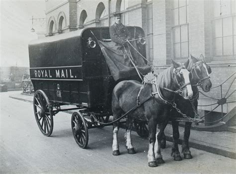 mail motorcar gr loc us mail coach the british postal museum archive
