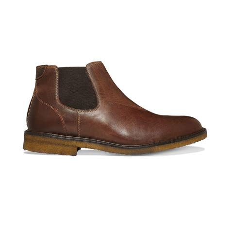 johnston and murphy mens boots johnston murphy copeland boots in brown for