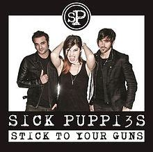 sick puppies fury stick to your guns song