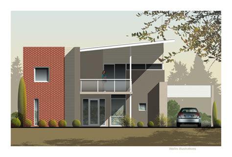 Software Home Design wallis architectural illustrations presentation elevations