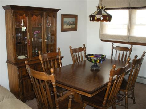 Cochrane Dining Room Furniture Find More Cochrane Alamo Oak Dining Room Set Make Offer For Sale At Up To 90