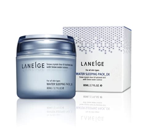 Laneige Water Bank Sleeping Pack pacific rs up asian focus as duty free business expands the moodie davitt report