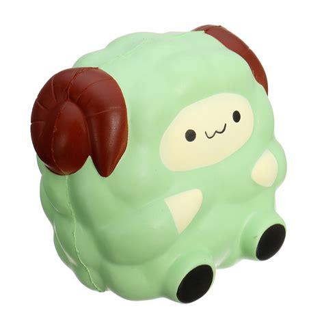Sheep Squishy By Areedy Squishy squishy jumbo sheep 12cm sweet soft rising