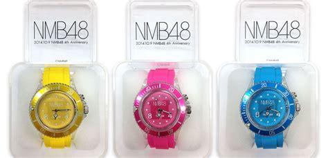 Jam Tangan Tissot Edisi Asian 2018 nmb48 merilis jam tangan edisi terbatas gwigwi