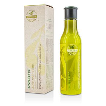 Sho Olive Nutrien olive real lotion by innisfree perfume emporium skin care